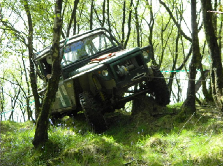 off road clubs Moffat