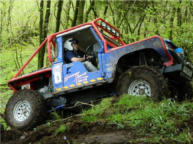 off road clubs Dumfries