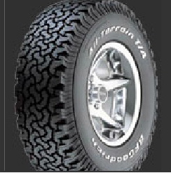 Ae 4x4 Club Red Routes Tyres
