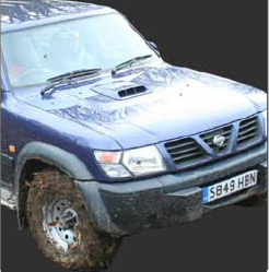 Ae 4x4 Club Red Routes