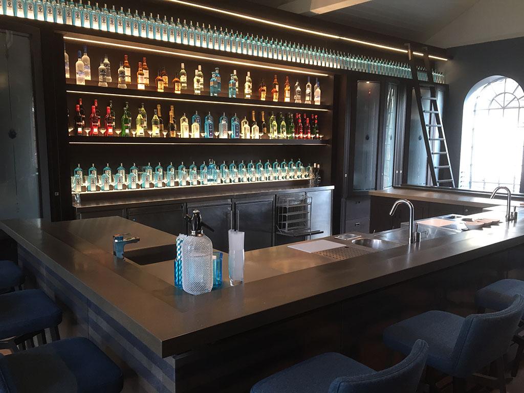 Bombay Sapphire Laverstoke distillery