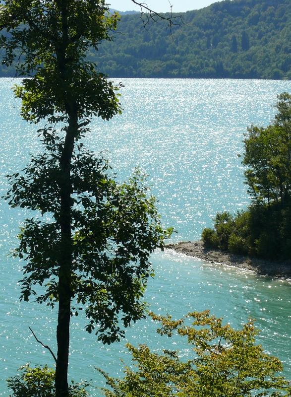 Lac du Vouglans