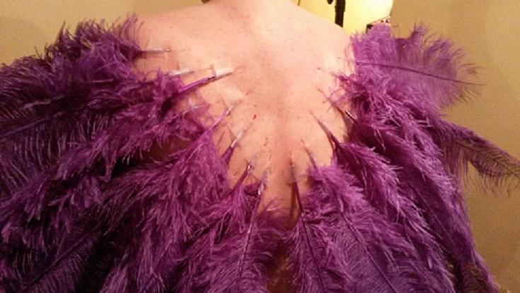 Needlework by Lady C