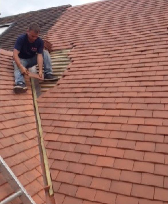 Examples Of Our Roofing Work In And Around Essex