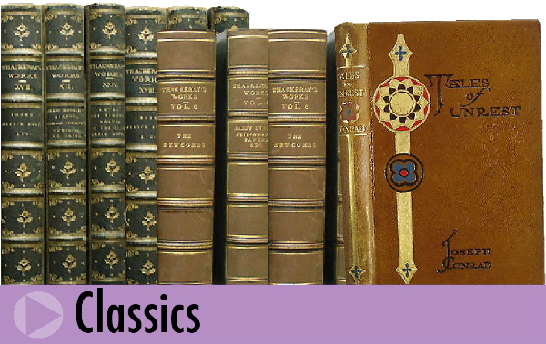 Jeremy's Books of Southampton, England sell classic books