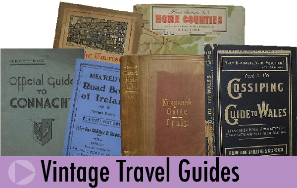Jeremy's Books of Southampton sell vintage travel guides