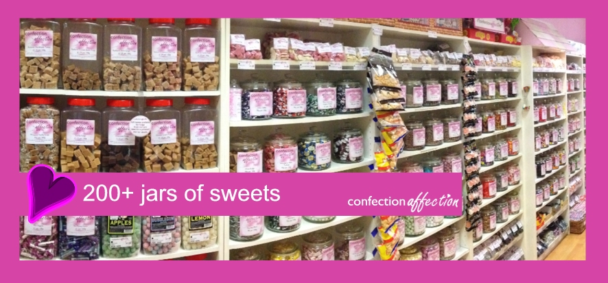 Sweets at Confection Affection
