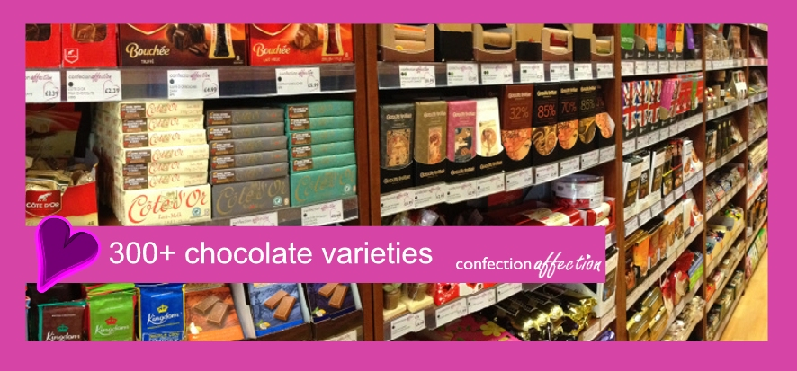 Chocolate at Confection Affection