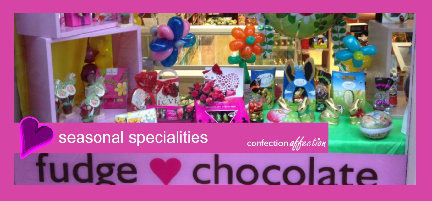 Seasonal specialities at Confection Affection