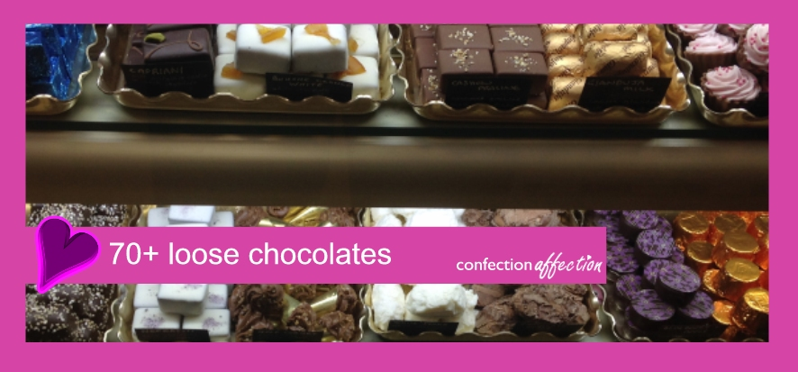 Loose Chocolates at Confection Affection
