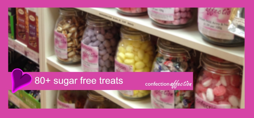 Sugar Free at Confection Affection