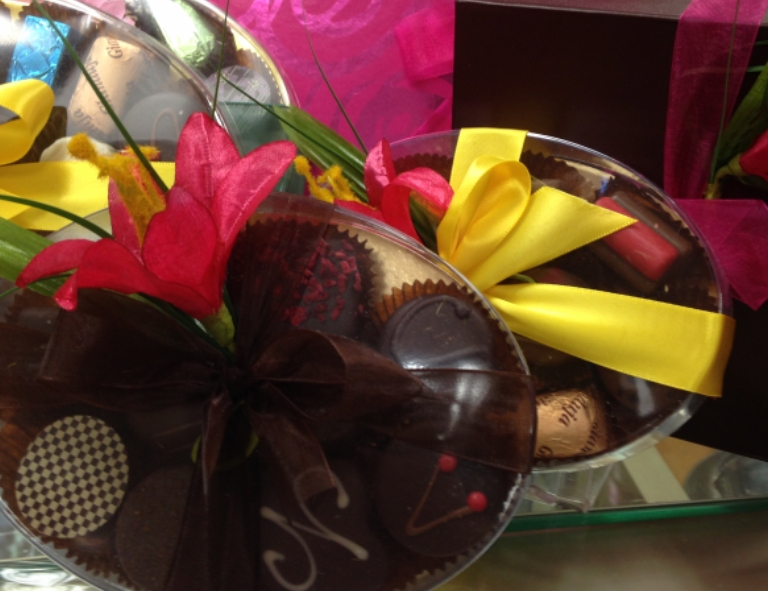 Chocolate Gifts from Confection Affection