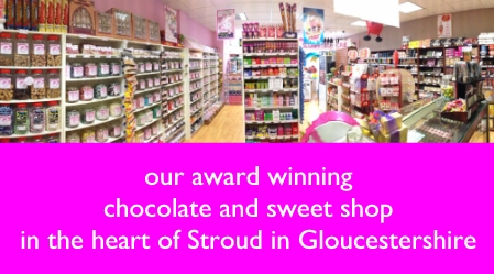 Inside Confection Affection in Stroud