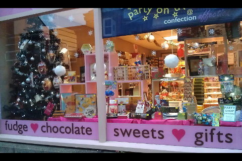 Confection Affection Shop Front