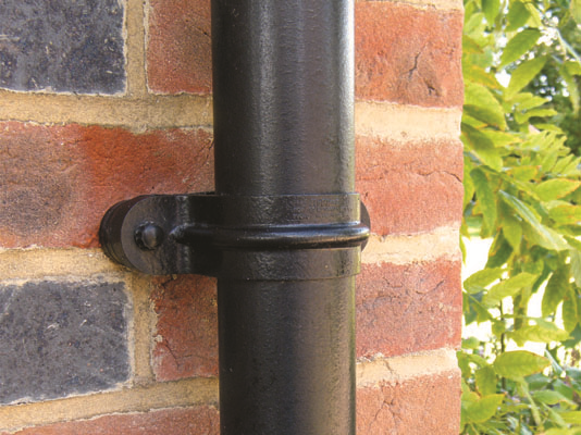 Cast iron effect downpipes from Bicester UPVC