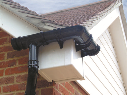 Gutters from Bicester UPVC direct