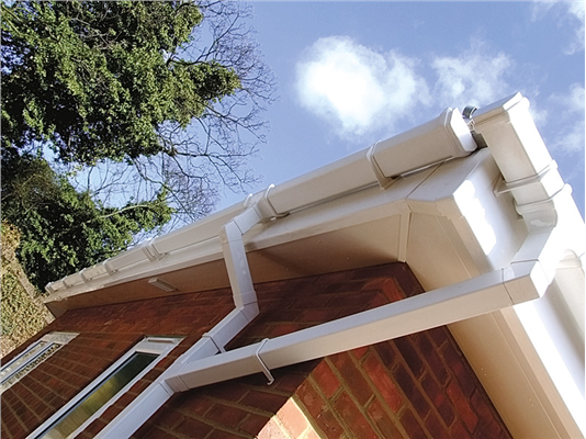 Rainwater systems from Bicester UPVC