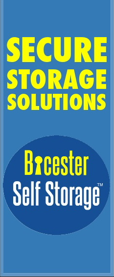 Secure storage solutions from Bicester Self Storage