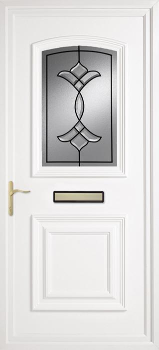 Mosaic uPVC panel door from Bicester UPVC direct