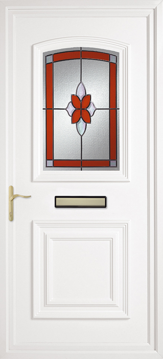 Bluntisham Regent uPVC panel door from Bicester UPVC direct