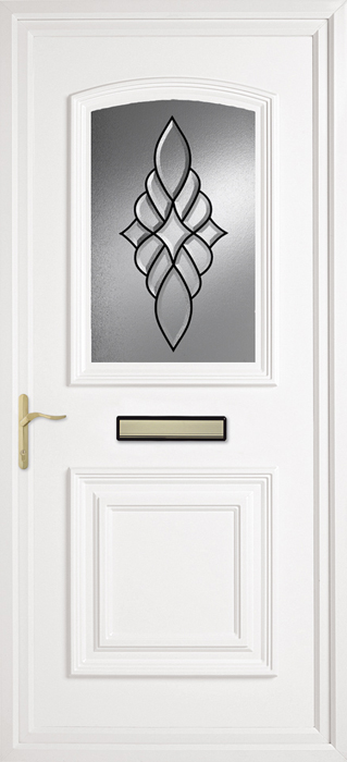 Royale uPVC panel door from Bicester UPVC direct