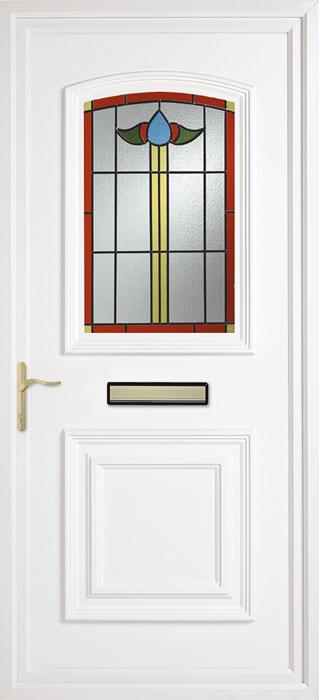 Bluntisham Zodiac uPVC panel door from Bicester UPVC direct