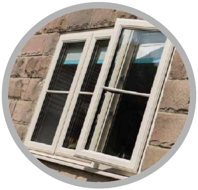 Casement windows from Bicester UPVC direct