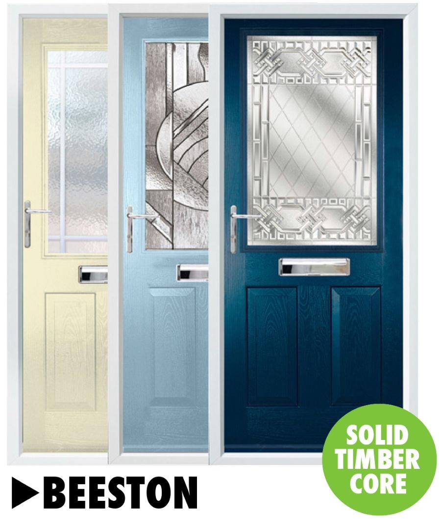 Composite doors Beeston Range