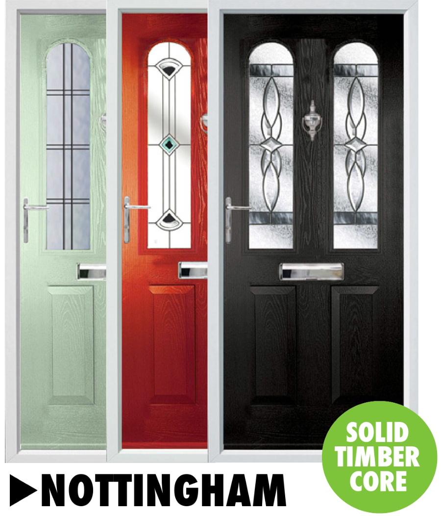 Composite doors Nottingham Range