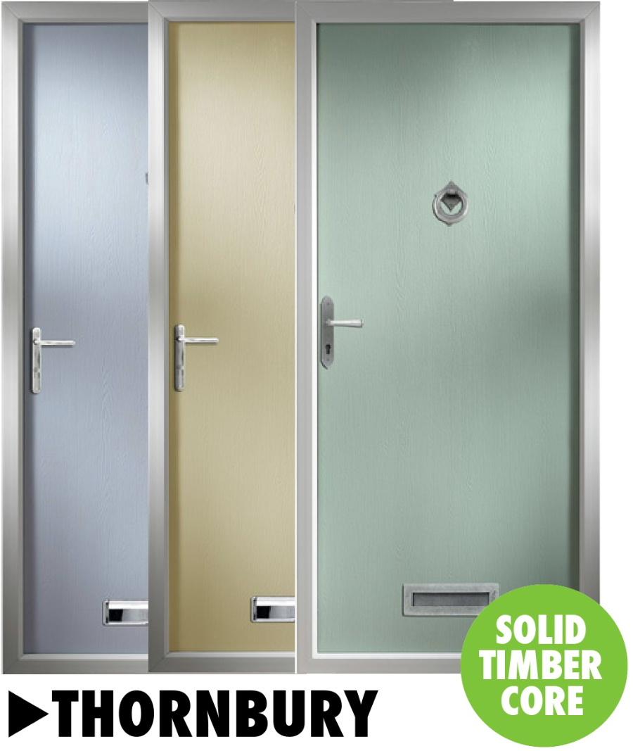 Composite doors Thornbury Range
