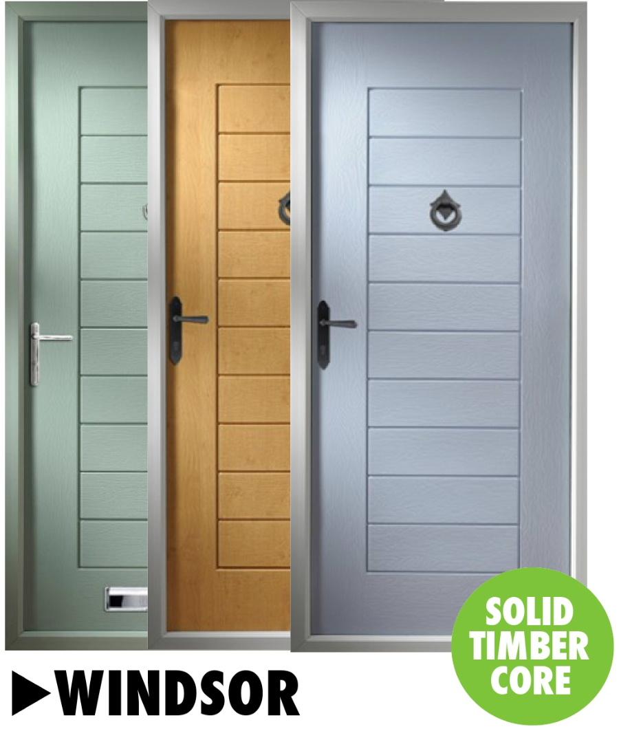 Composite doors Windsor Range