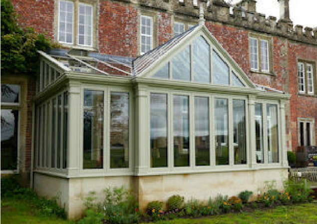 Orangeries from Bicester UPVC direct