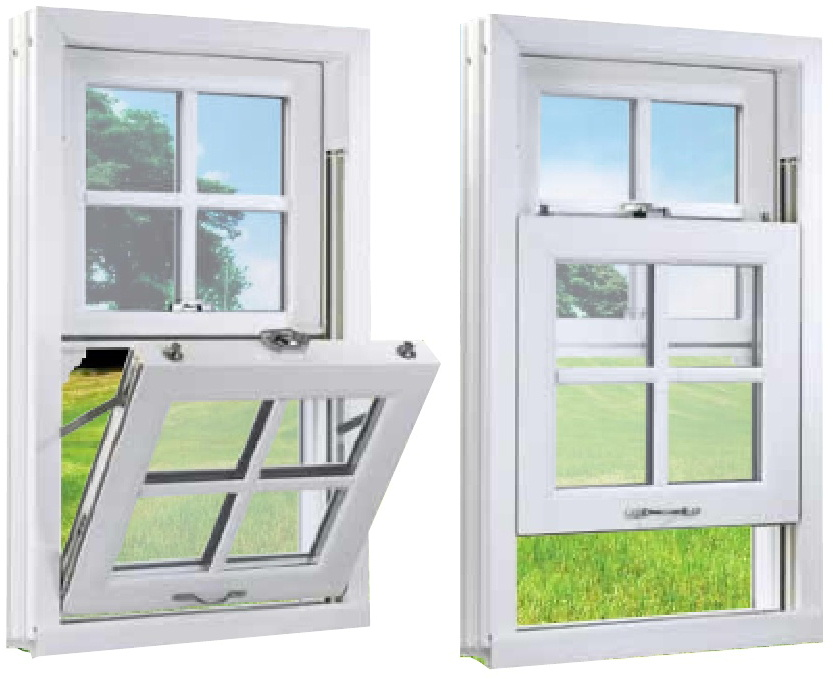 Eurocell Charisma sash windows from Bicester UPVC direct
