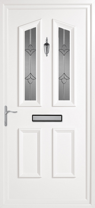 Colne CK15 uPVC panel door from Bicester UPVC direct