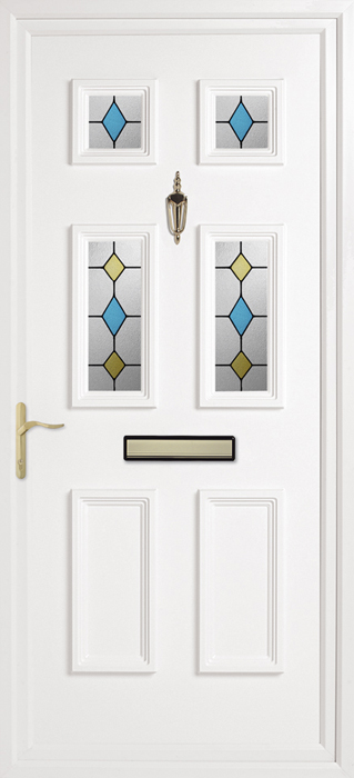 Upvc decorative glass doors for Decorative window glass types