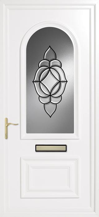 Earith marine uPVC panel door from Bicester UPVC direct