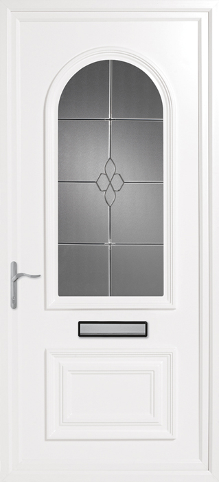 Earith CK2 uPVC panel door from Bicester UPVC direct