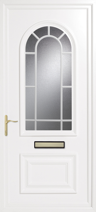 Earith Classic Geobar uPVC panel door from Bicester UPVC direct
