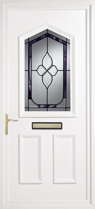 Godmanchester Marbrose uPVC panel door from Bicester UPVC direct
