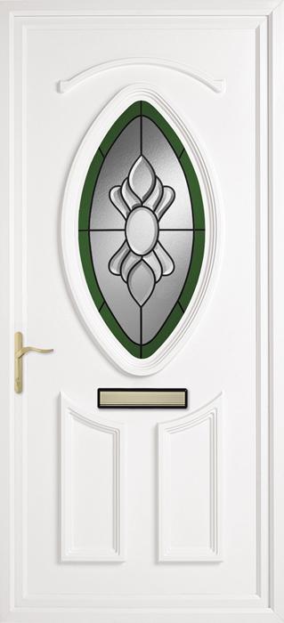 Hemingford Monarch uPVC panel door from Bicester UPVC direct