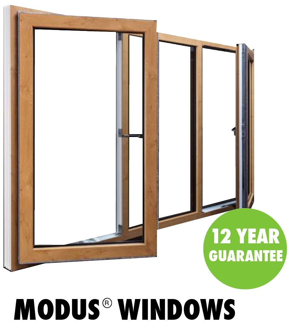 Modus windows from Bicester UPVC direct