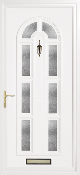 Kimbolton uPVC panel door from Bicester UPVC direct