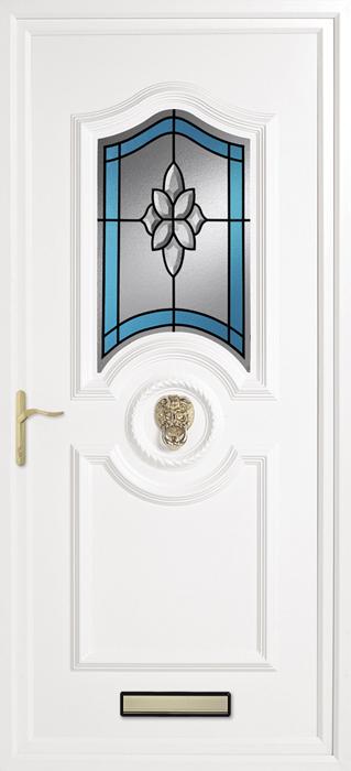 Needingworth Aquadium upvc panel door from Bicester UPVC direct
