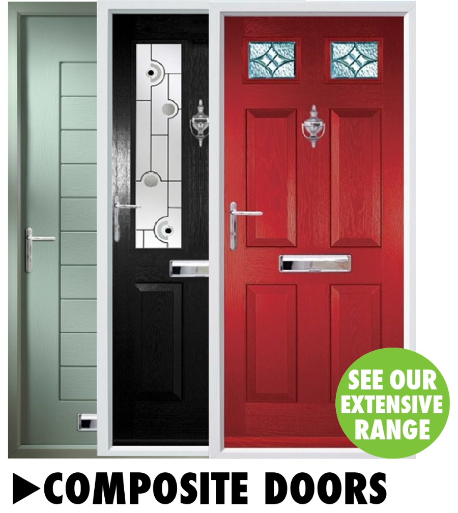 Composite doors from Bicester UPVC direct