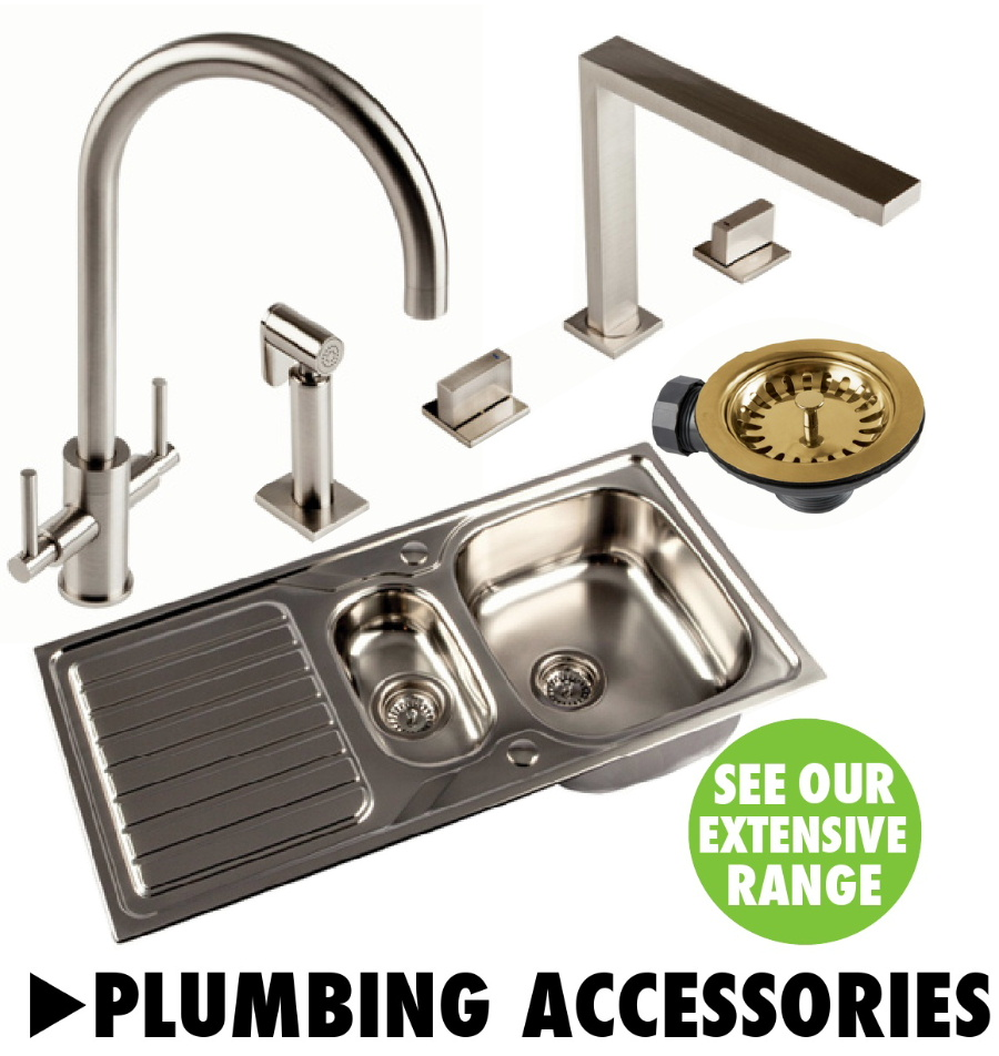 Plumbing products from Bicester UPVC direct