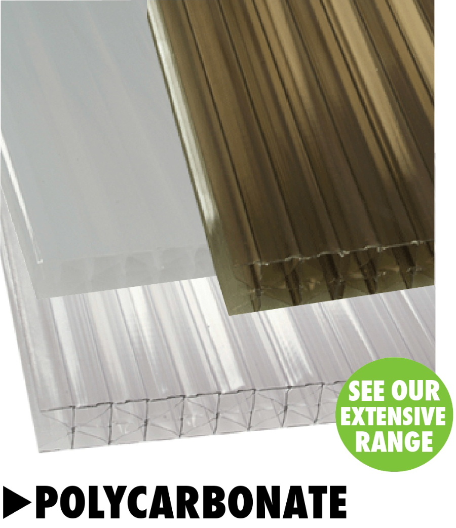 Polycarbonate sheeting from Bicester UPVC direct