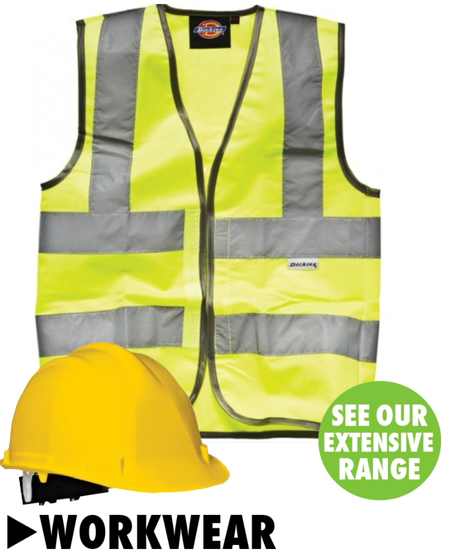Workwear from Bicester UPVC direct