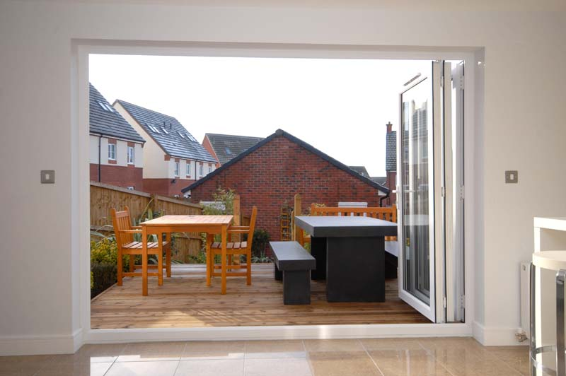 Bi-fold doors from Bicester UPVC direct