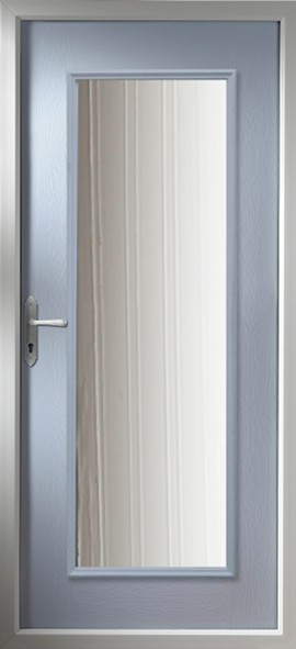 Windsor composite door - glass panel