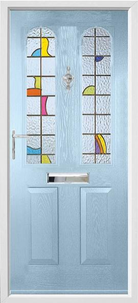 Nottingham range composite doors for French doors barnsley
